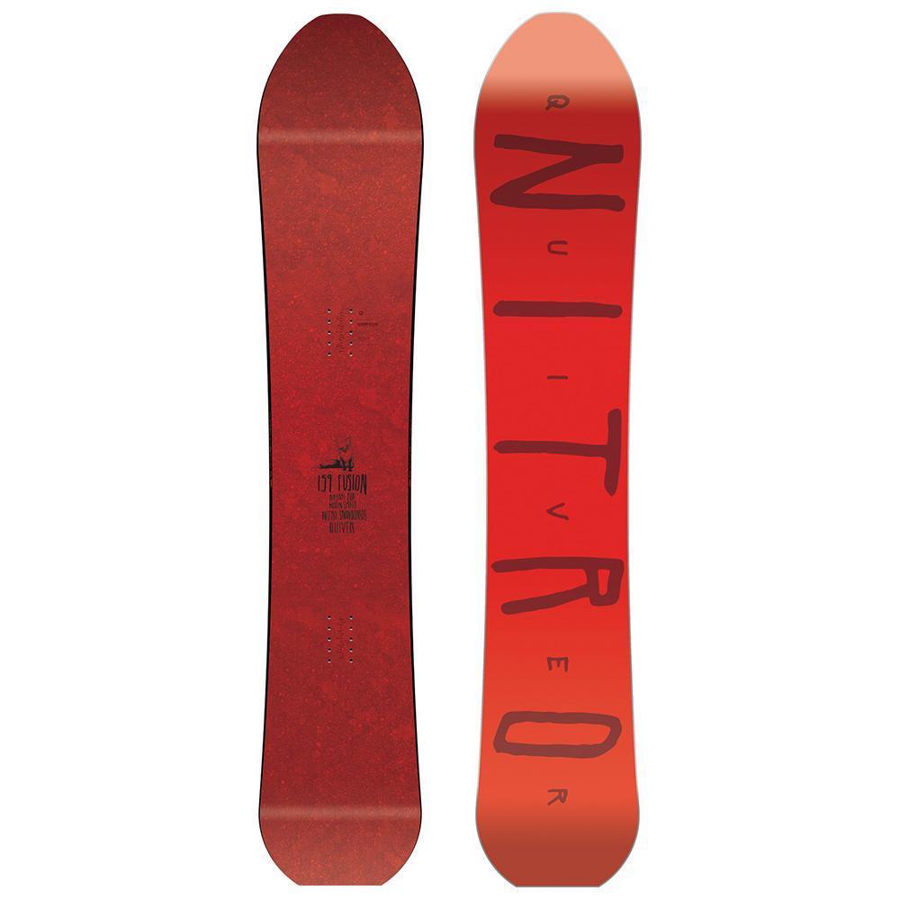 NITRO QUIVER FUSION SNOWBOARD - 159CM